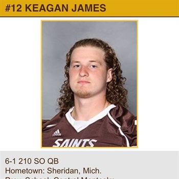 Keagan James