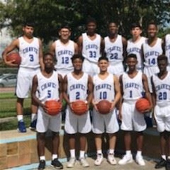 Cesar E. Chavez High School - Varsity Basketball