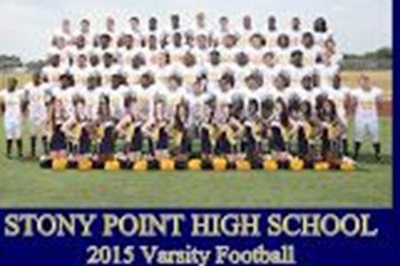 Boys Varsity Football Stony Point High School Round Rock Texas