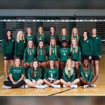 Pella High School - Lady Dutch Volleyball