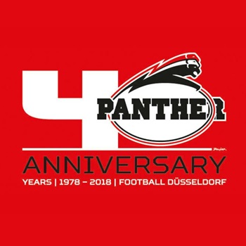 Duesseldorf Panther - Mens Varsity Football