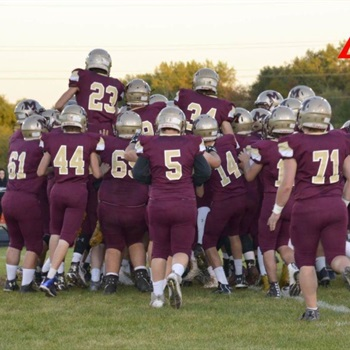Milbank High School - Boys Varsity Football