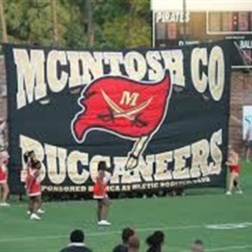 Varsity Football - McIntosh County Academy High School