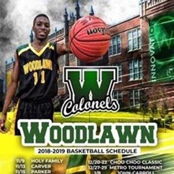Woodlawn High School - Boys Varsity Basketball