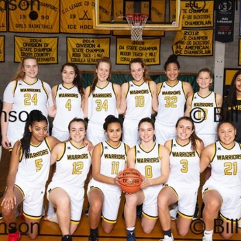 Nauset Regional High School - Varsity Girls Basketball
