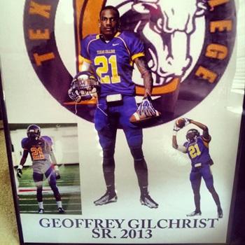 Geoffrey Gilchrist