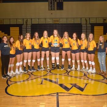 Wichita Northwest High School - Varsity Volleyball
