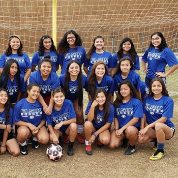Alief Elsik High School - Varsity Girls Soccer