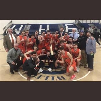 Ridgefield High School - Boys Varsity Basketball