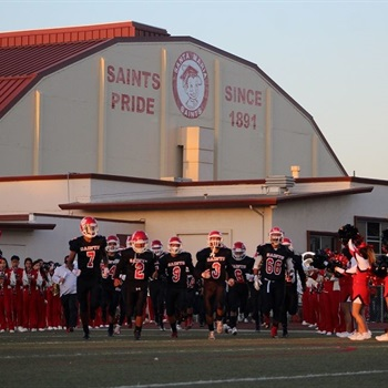 Santa Maria High School - Boys Varsity Football