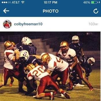 Colby Freeman