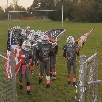 South Hagerstown High School - Junior Rebels