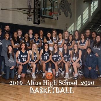 Altus High School - Altus Girls Varsity Basketball