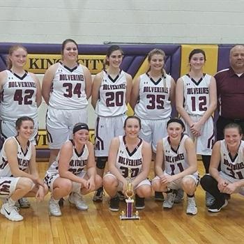Maysville High School - Girls' Varsity Basketball