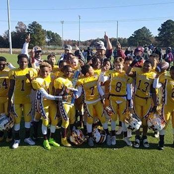 Willie Moore Youth Teams - Virginia Beach Mustangs JPW