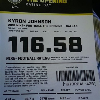 Kyron Johnson