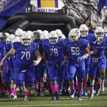 Chapel Hill High School - Boys Varsity Football