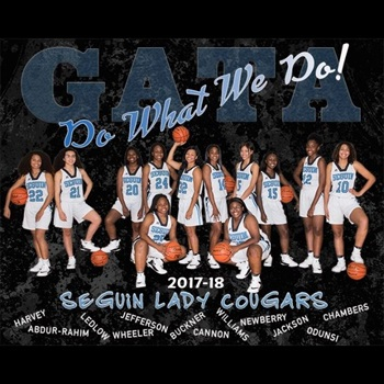 Seguin High School - Seguin Lady Cougar Basketball