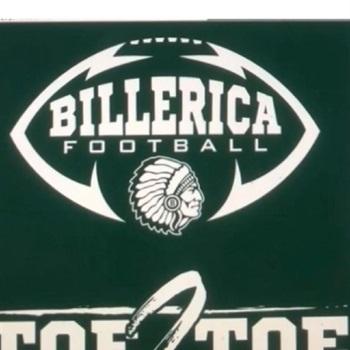 Billerica Memorial High School - Billerica Indians Varsity Football