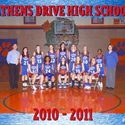 Athens Drive High School - Girls Varsity Basketball