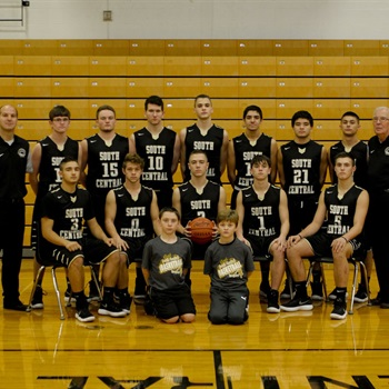 South Central High School - Boys' Varsity Basketball - New