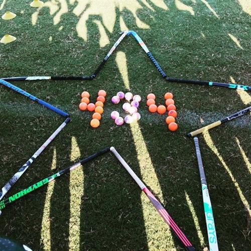 Girls' Varsity Field Hockey - Riverbend High School