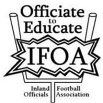 Inland Official's Association - Mens Varsity Football