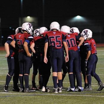 Tays Junior High - 2018 7th & 8th Grade Football