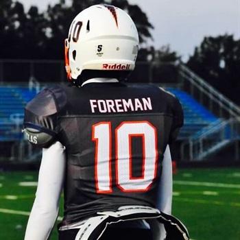Jaris Foreman