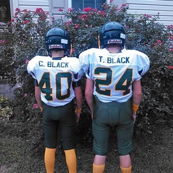 Troy black