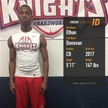 Ethan Donovan