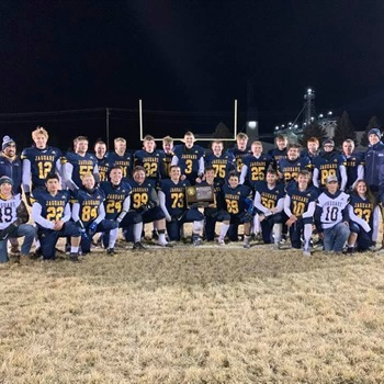 Renville County West High School - Varsity Football