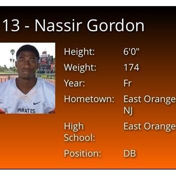 Nasir Gordon