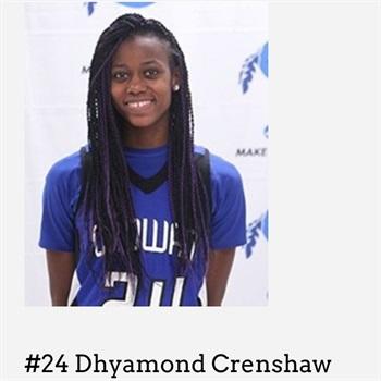 Dhyamond Crenshaw