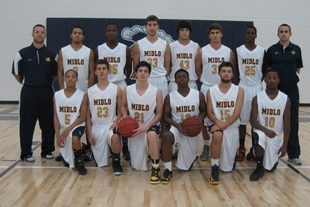 Boys Varsity Basketball - Midlothian High School