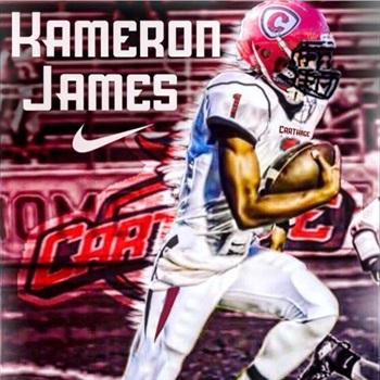 Kameron James