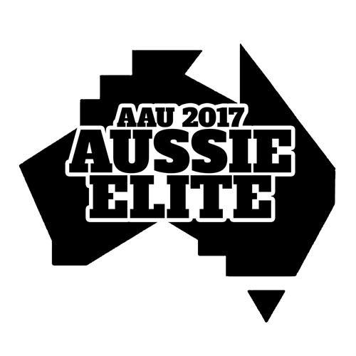 Frankston Basketball - Aussie Elite AAU 2017 – Women