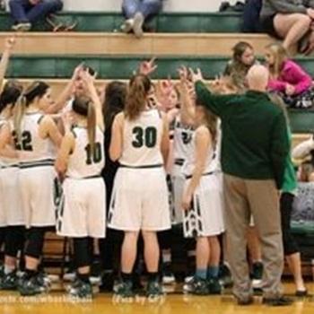 Mulvane High School - Girls Varsity Basketball