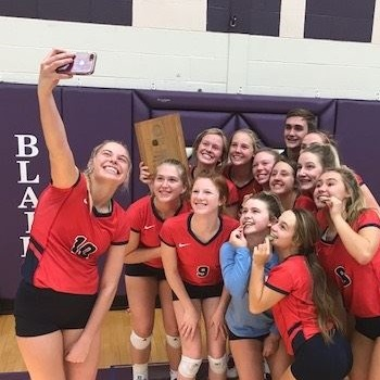 Norris High School - Girls Varsity Volleyball