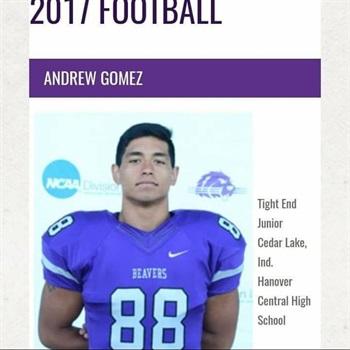 Andrew Gomez