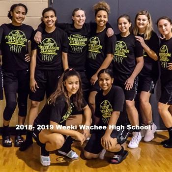 Weeki Wachee High School - Girls Basketball