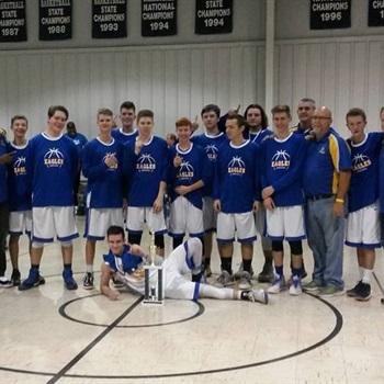 Trinity Christian Sports - Hope Eagles Basketball