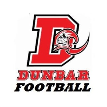 Dunbar High School - Boys' Varsity Football