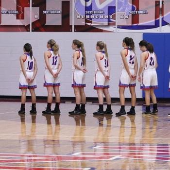 West Noble High School - Girls Varsity Basketball