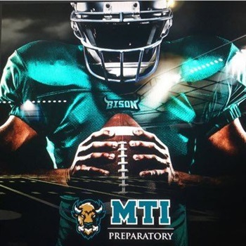 MTI Preparatory - Mens' Varsity Football