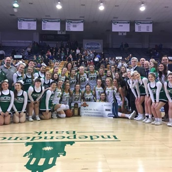 Owensboro Catholic High School - Girls Varsity Team