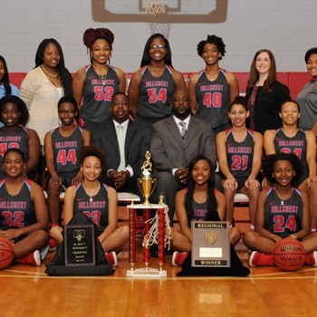 Hillcrest High School - Girls' Varsity Basketball