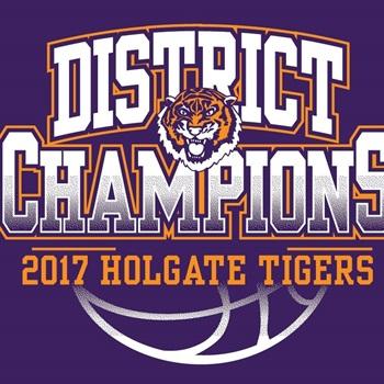 Holgate High School - Boys' Varsity Basketball