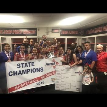 West Mesa High School - Girls Varsity Basketball