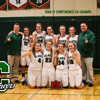 Clare High School - Girls Varsity Basketball